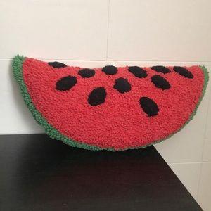 Accessories - Watermelon throw pillow